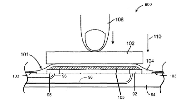 استفاده از فلز مایع در طراحی آیفون با توجه به پتنت جدید اپل
