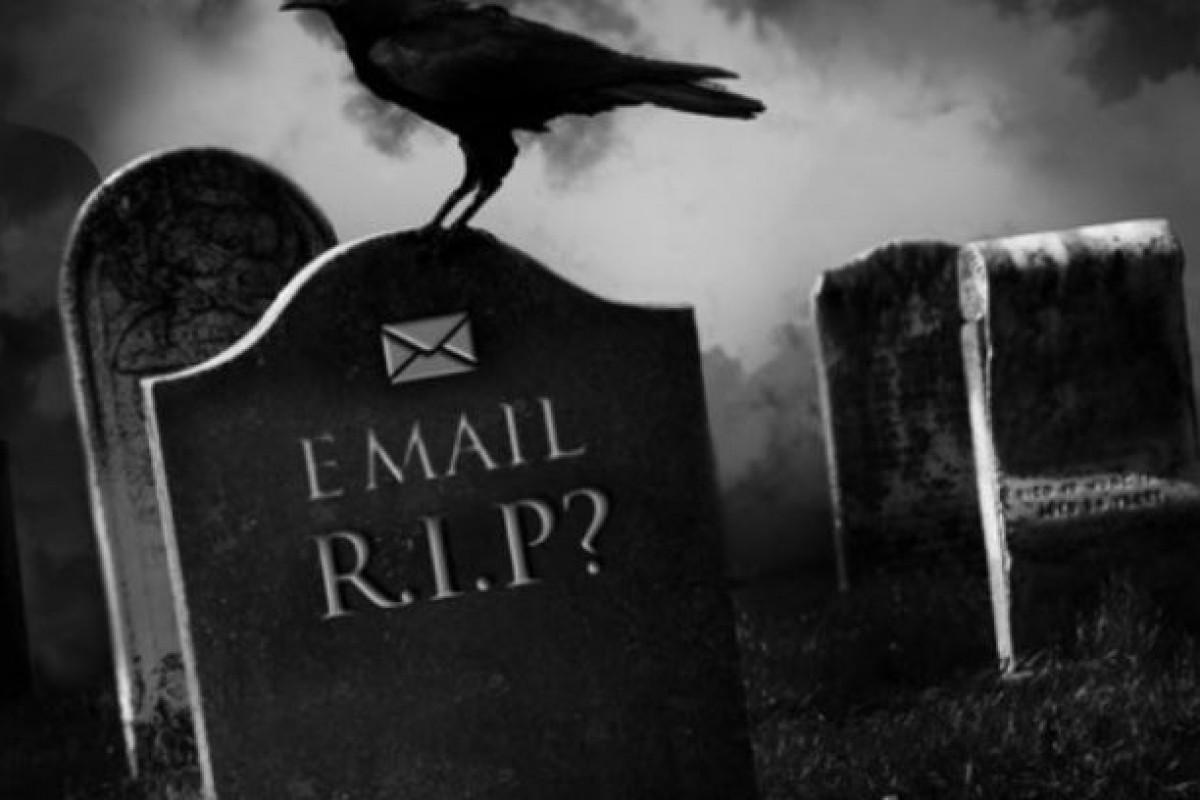 ایمیل در میان کاربران جوان اینترنت مرده است!