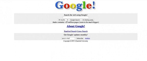 google old look