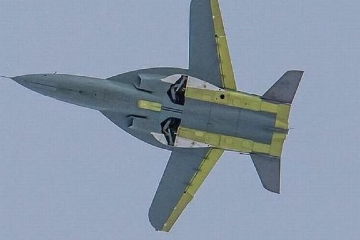 هواپیما جنگنده جدید روسها مجهز به دو بال اضافی در عقب است!
