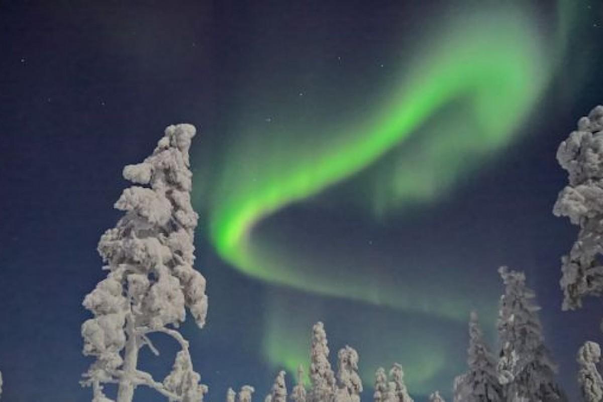 استفاده نشنال جئوگرافیک از لومیا ۹۵۰ برای تصویر برداری از شفق قطبی!