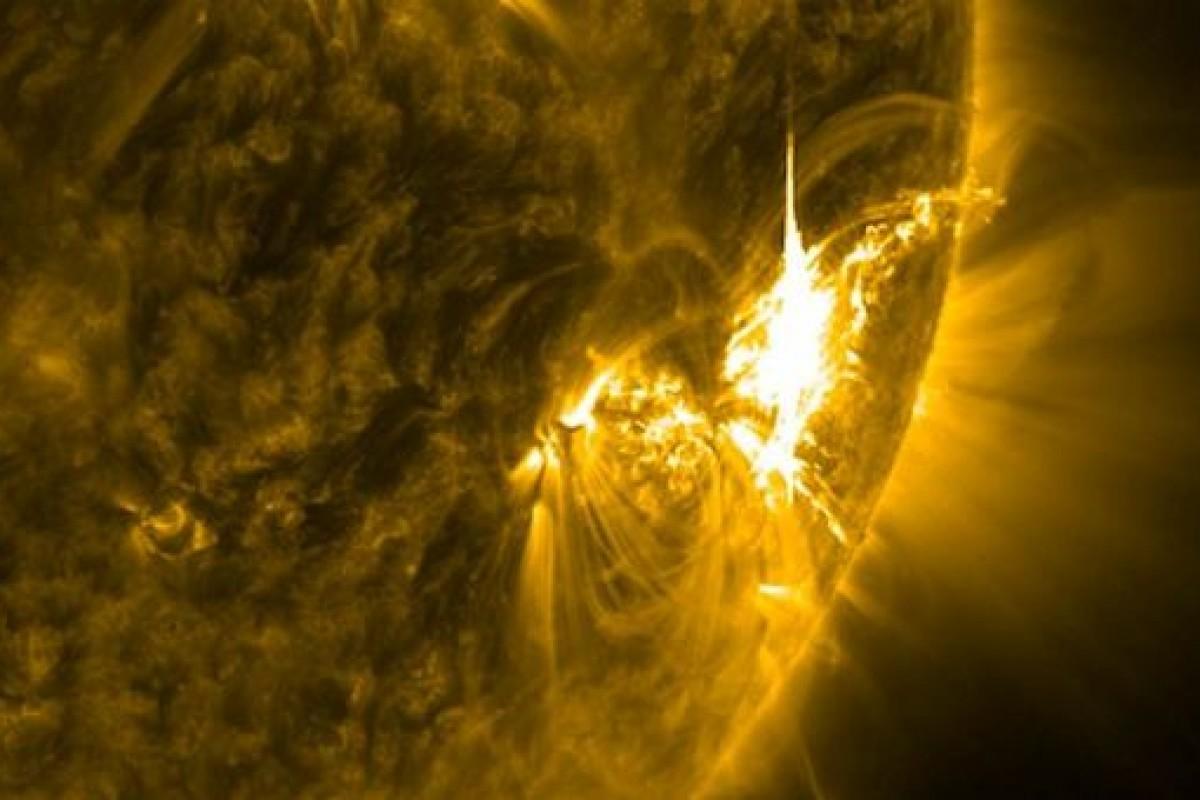 کابوسی برای زمین: نمایی از آنچه پس از ایجاد یک شعله خورشیدی اتفاق خواهد افتاد!