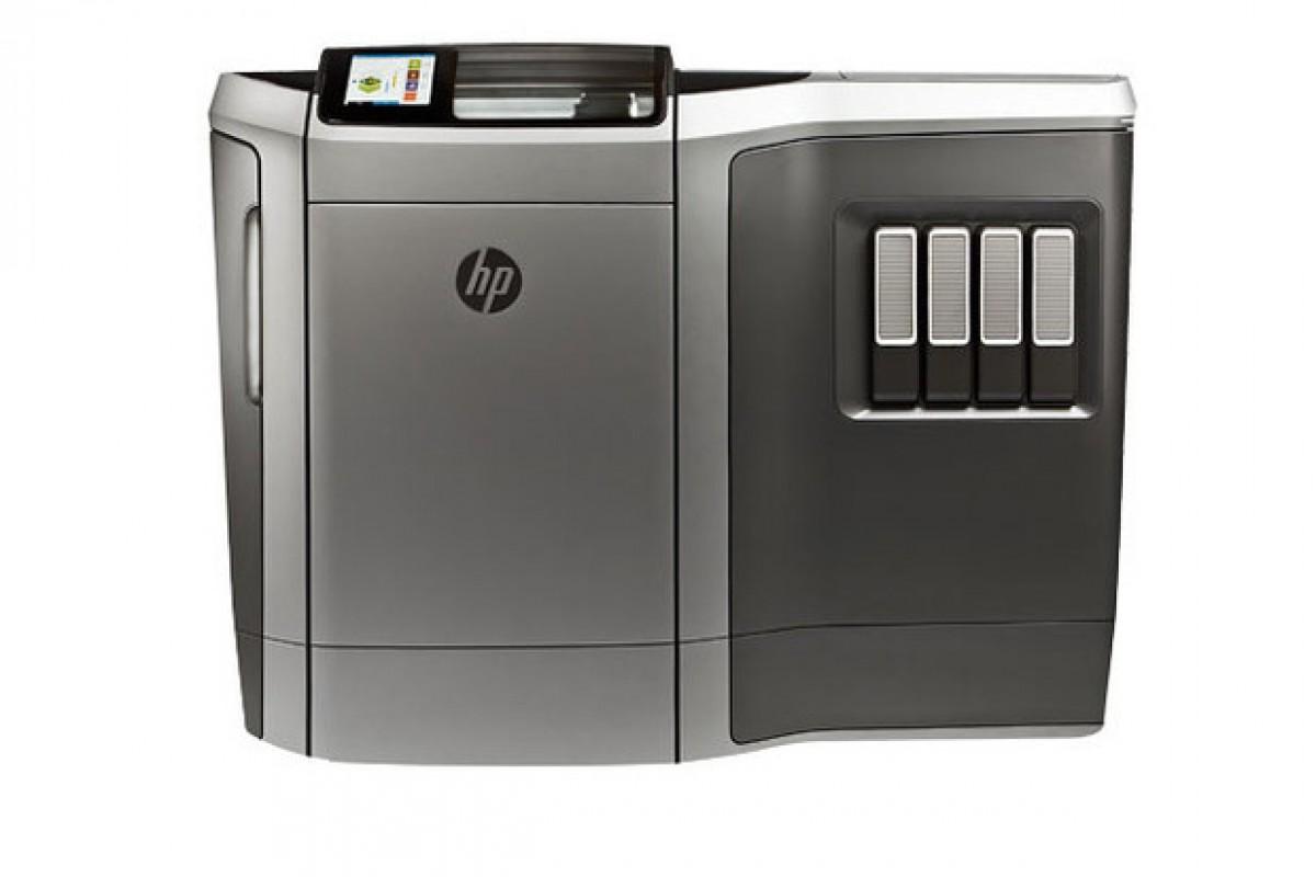 پرینتر ۳ بعدی صنعتی HP امسال راهی بازار میشود