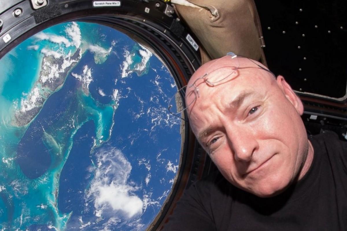 Scott Kelly پس از 340 روز ماموریت فضایی به زمین بازگشت!