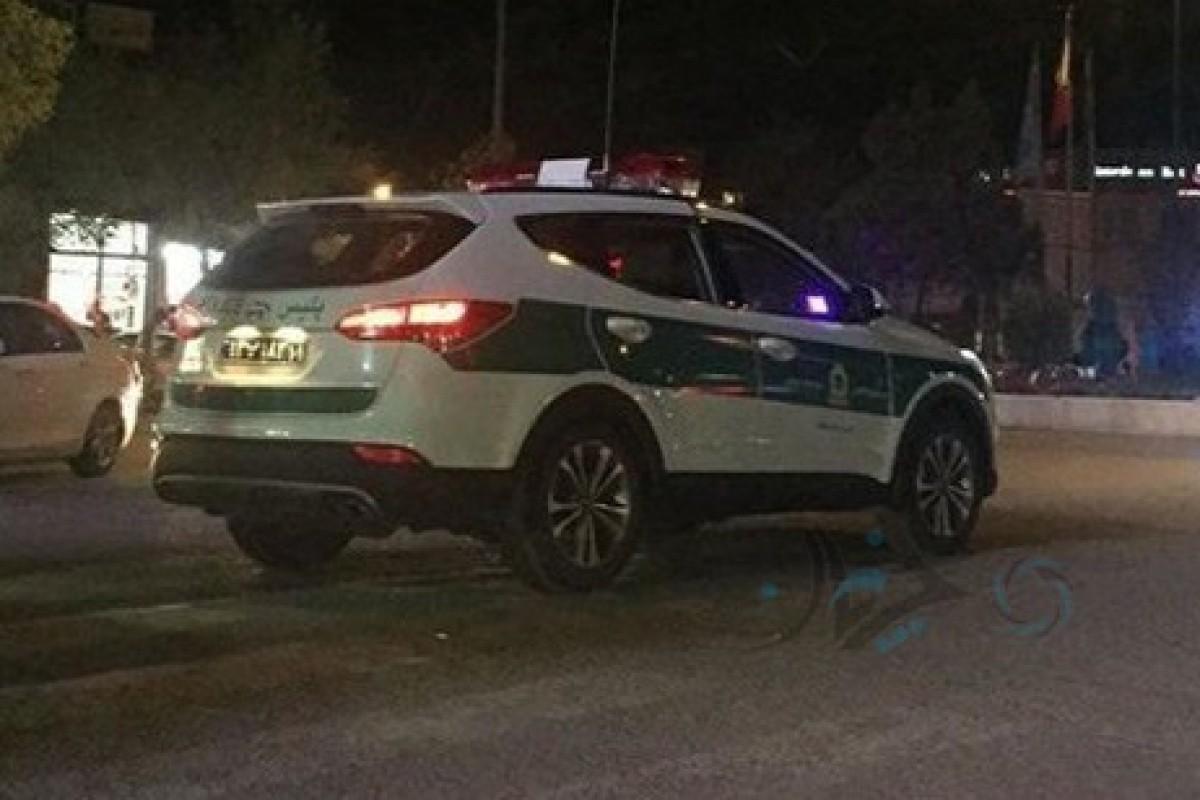 شاسی بلند پلیس ایران را ببینید!