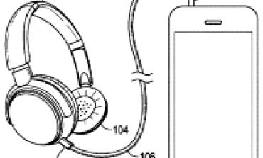 پتنت جدید اپل برای ساخت هدفونهای کامپیوتری!