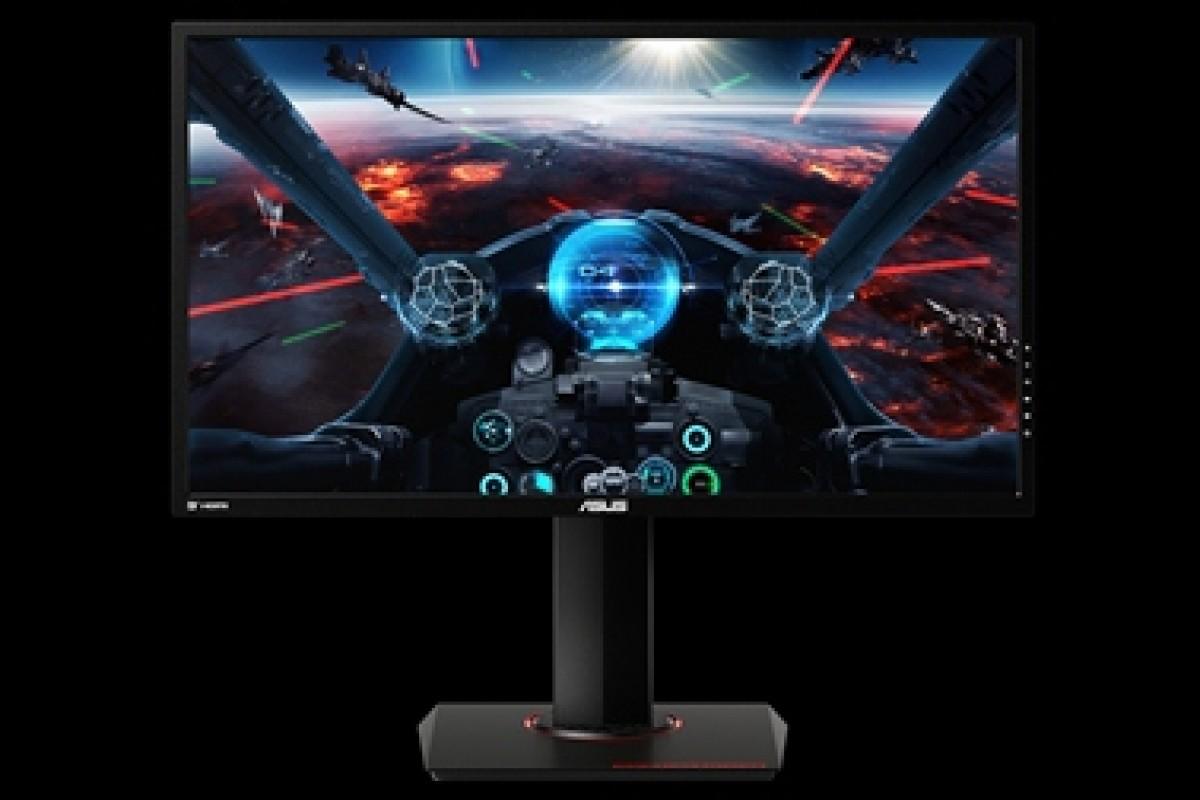 معرفی سه مانیتور جدید بازی توسط ایسوس با تکنولوژی GameVisual