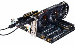 اولین مادربرد X99 جهان با تاندربولت ۳ محصولی از گیگابایت است