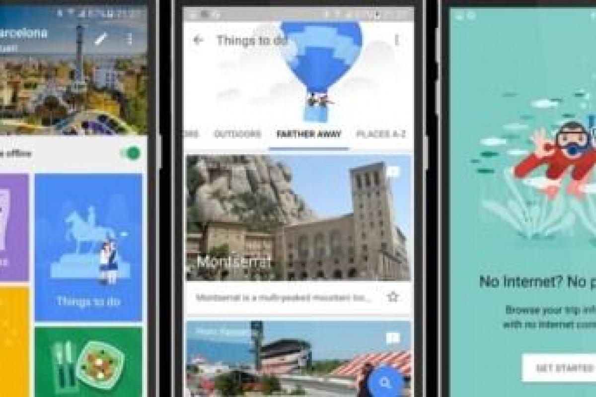 گوگل در حال ساختن اپلیکیشنی جامع برای سفر است