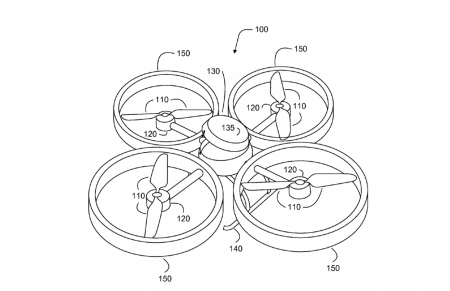Google-medical-aid-drone-patent