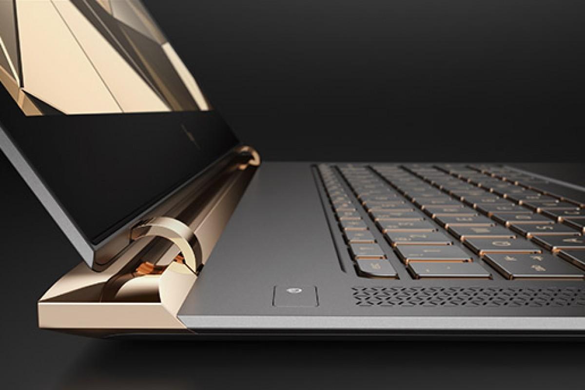 اچپی Spectre معرفی شد: با باریکترین لپتاپ جهان آشنا شوید!