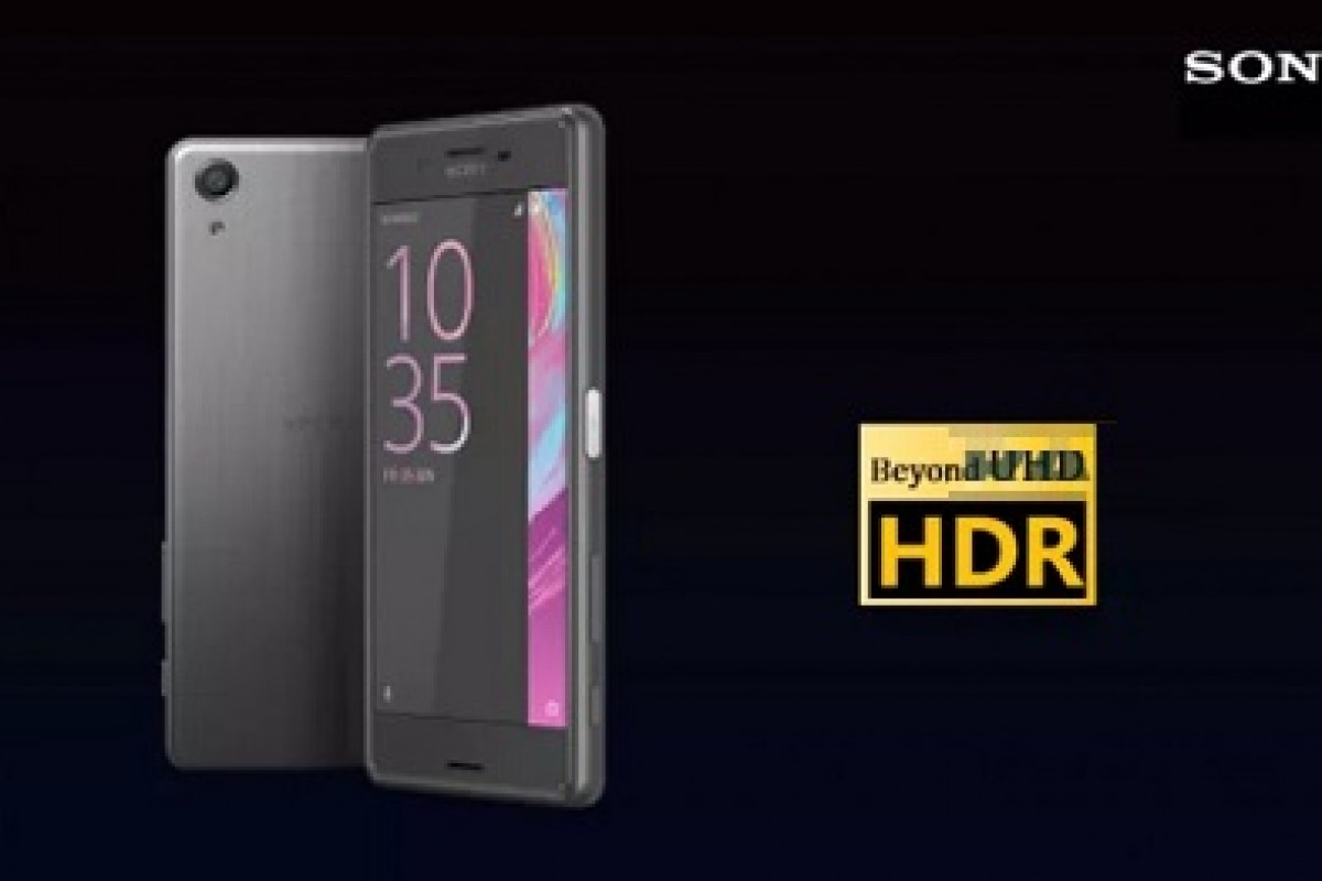 اکسپریا X پریمیوم با نمایشگر HDR در راه است