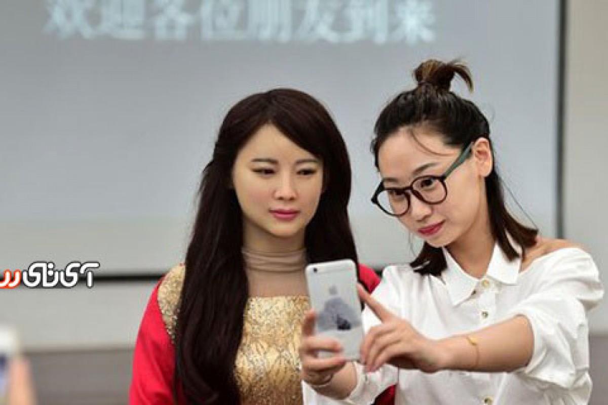 با جدیدترین ربات انسان نما و باهوش چینی آشنا شوید