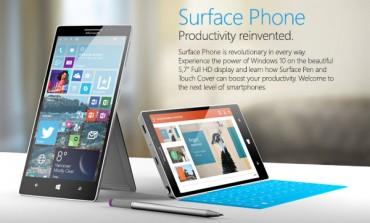 سرفیس فون مایکروسافت به اسنپدراگون ۸۳۰ و رم ۸ گیگابایتی مجهز خواهد بود