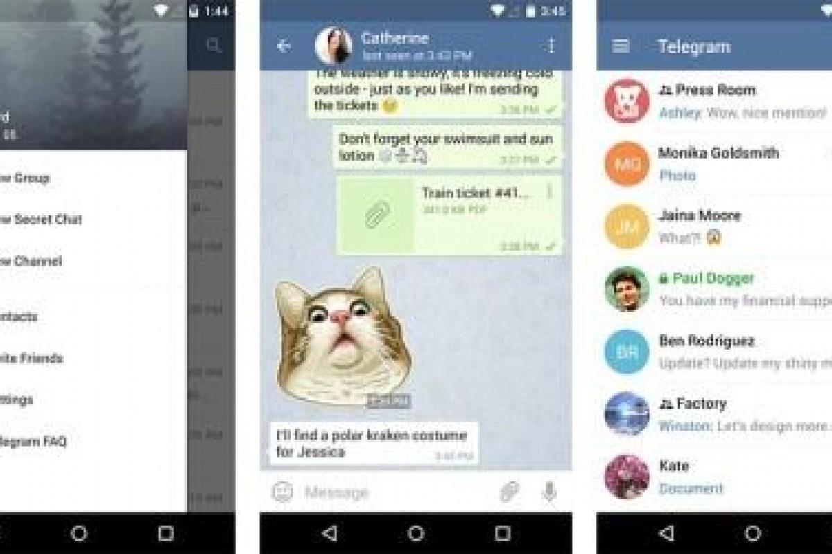 تلگرام: گوگل به ما پیشنهاد خرید نداده است