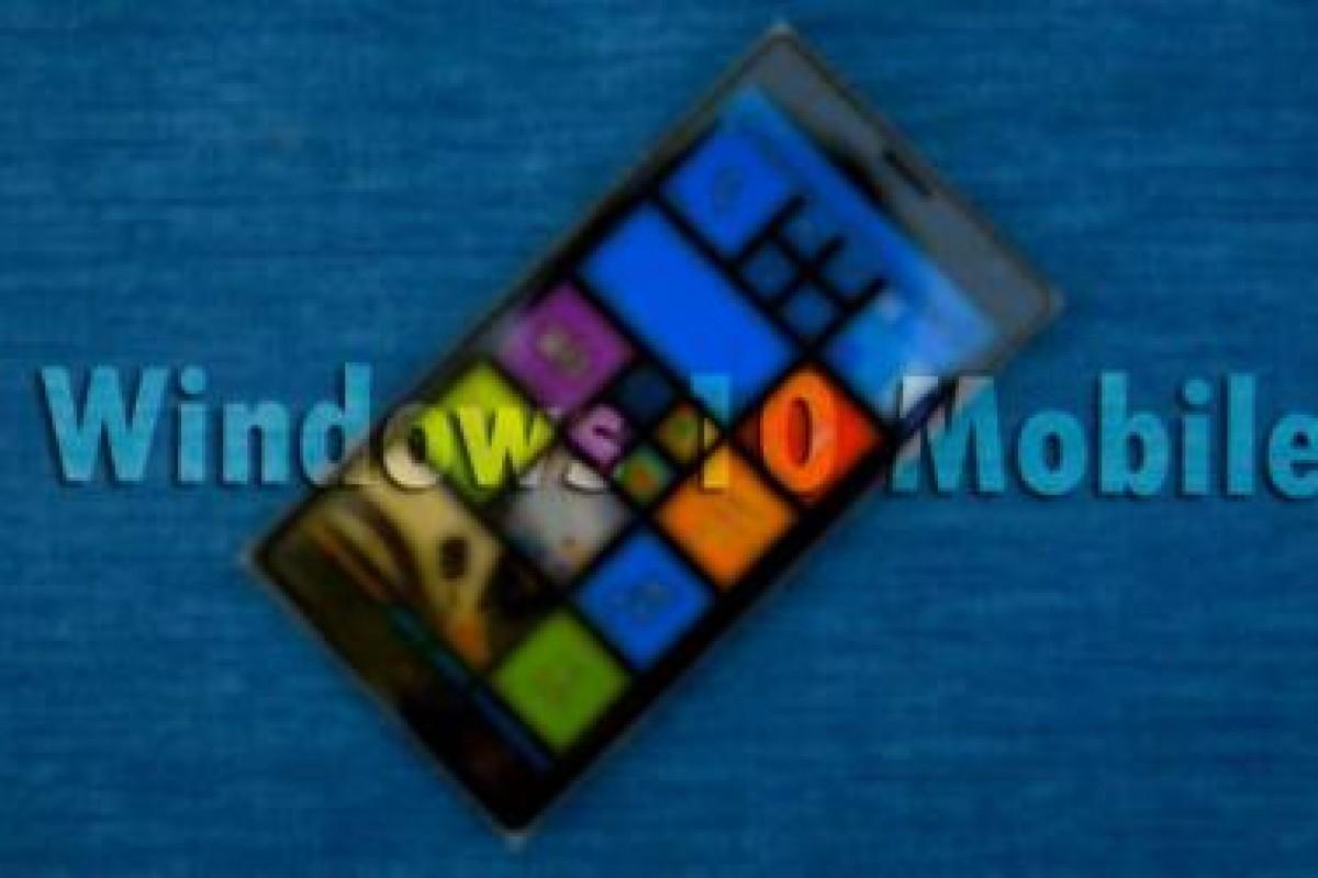 اجرای ویندوز موبایل 10 بر روی نمایشگر خودرو!