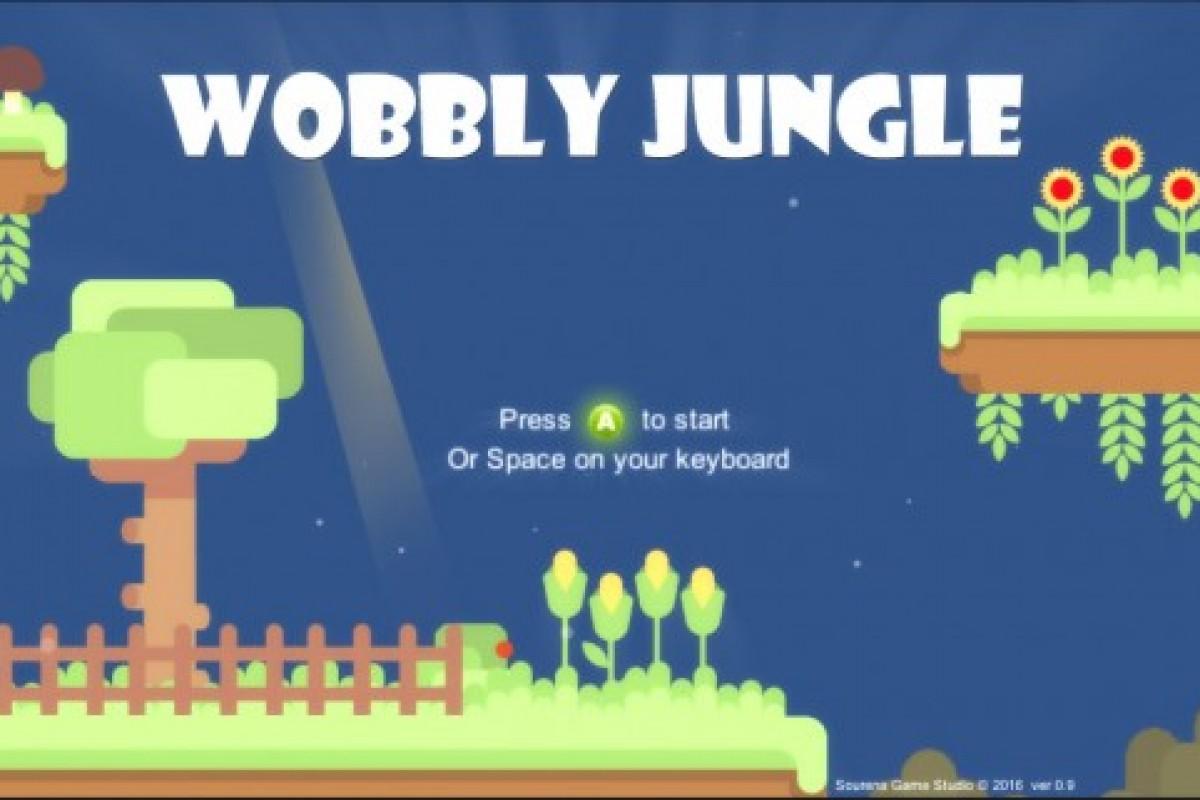بازی ایرانی Wobbly Jungle برای کنسول پلیاستیشن 4 ساخته شد