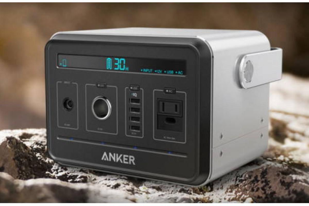 Anker و ساخت دستگاهی که میتواند تا 40 مرتبه موبایل شما را شارژ کند!