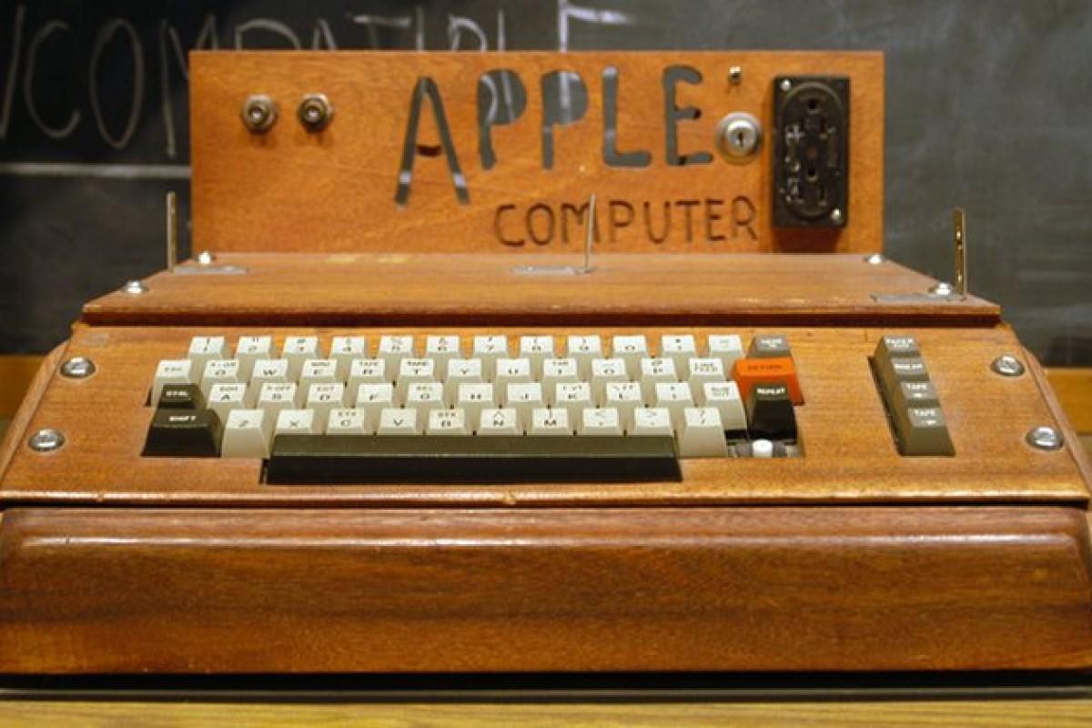 این تصاویر ۴۰ سال خاطرات اپل را تداعی میکند