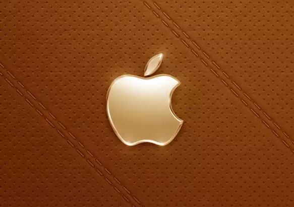 apple-logo-gold