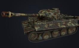 ارتش آلمان از تانکهای پلاستیکی برای آموزش جنگجویان کُرد استفاده میکند