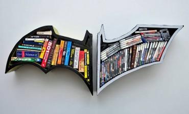 تصاویری زیبا از قفسههای کتاب با چاشنی خلاقیت!