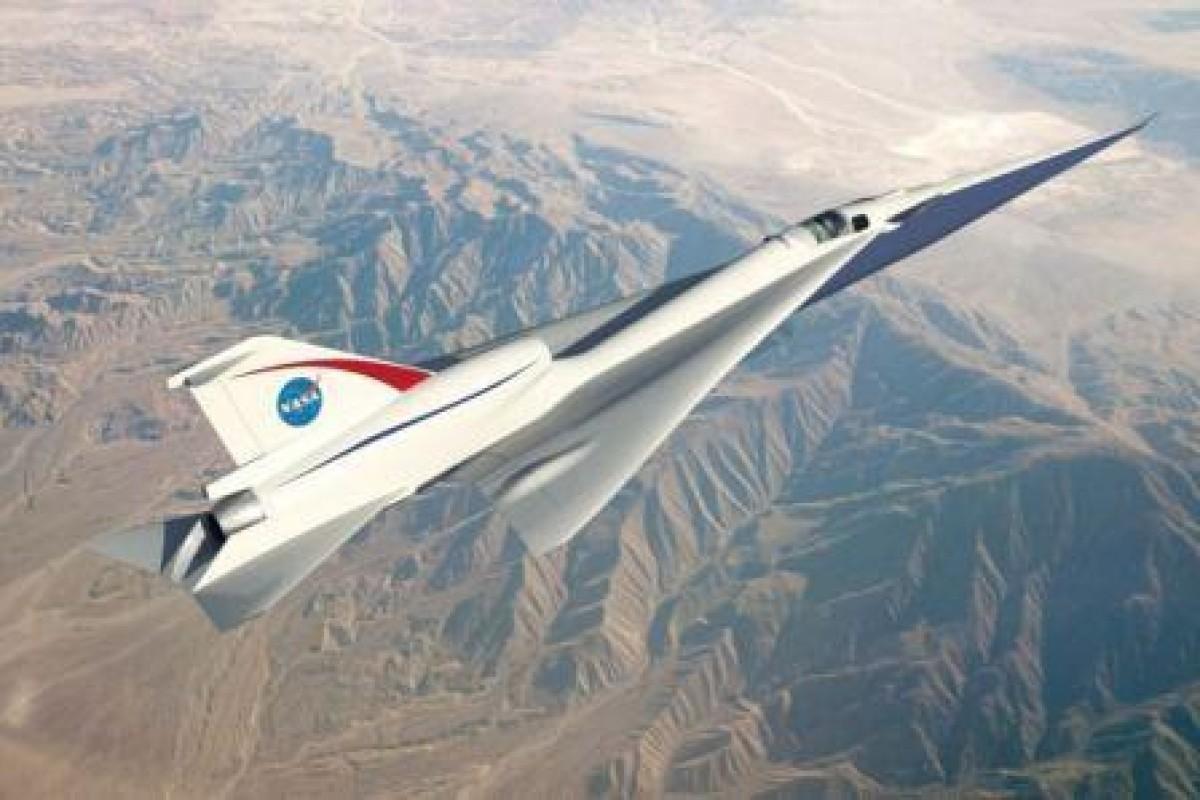 ناسا عصر جدیدی از تحقیقات هواپیماهای X را آغاز میکند