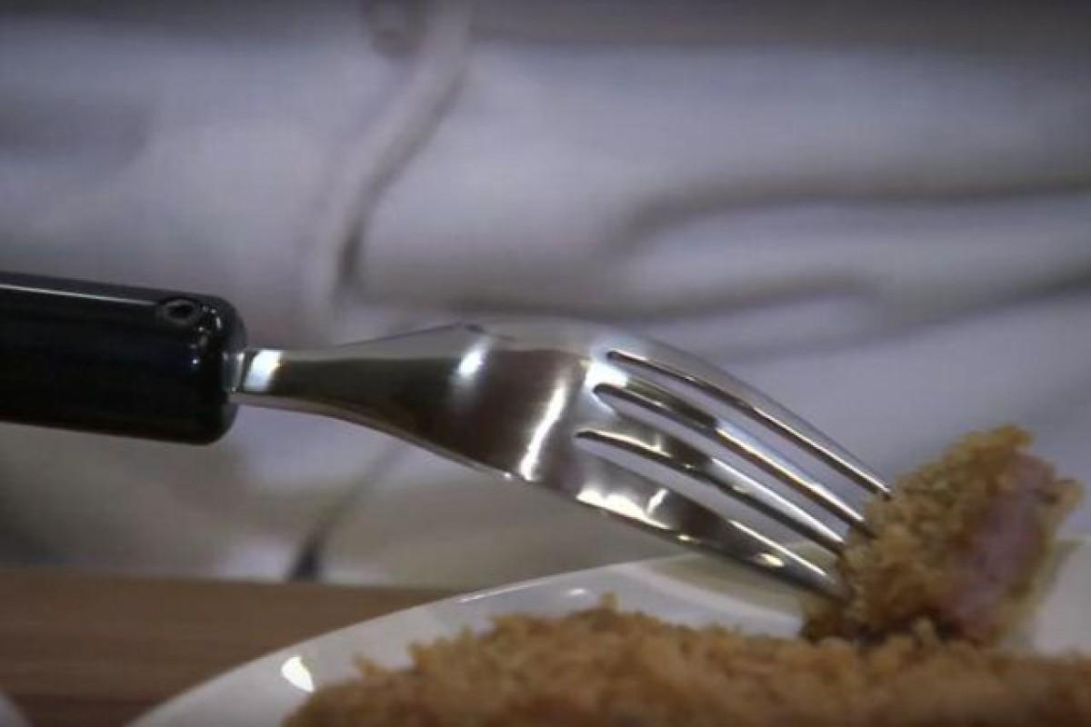 این چنگال الکتریکی بدون نمک، شوری ایجاد میکند!