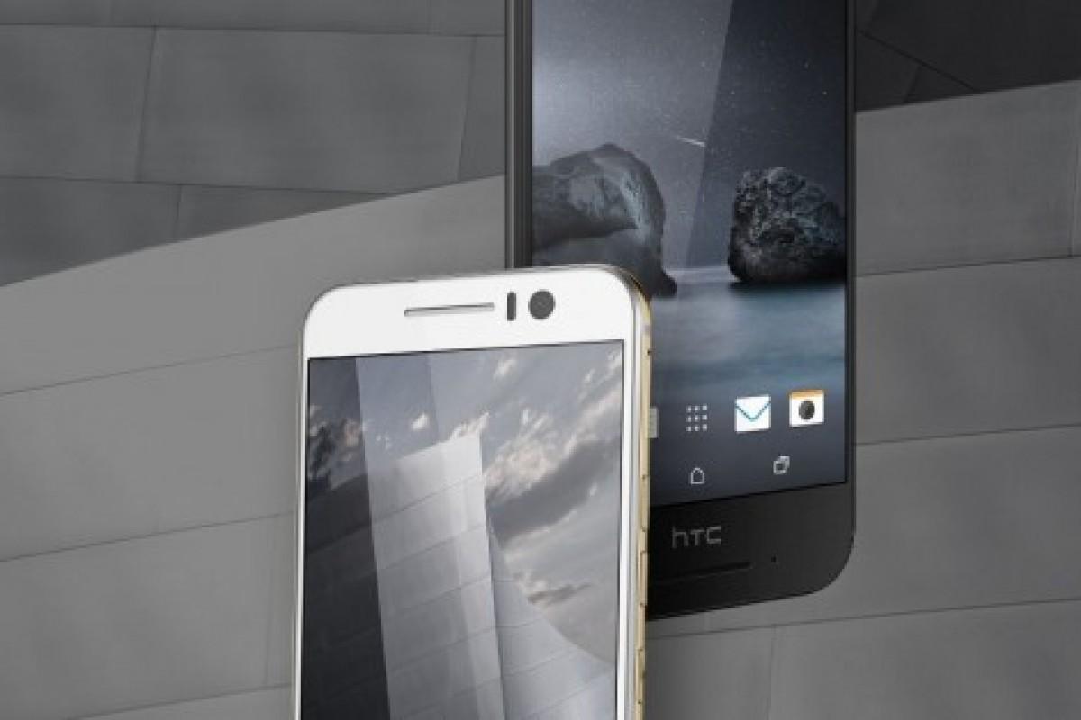 اچتیسی One S9 با نمایشگر Full HD و چیپست Helio X10 رسما معرفی شد