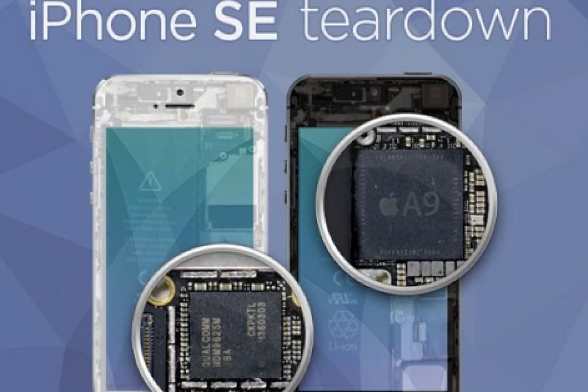 آیفون SE، گلچینی از محصولات اپل!
