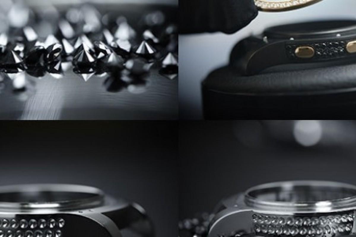 ساعت هوشمند پوشیده از الماس سامسونگ، ۱۵۰۰۰ دلار قیمت خواهد داشت!