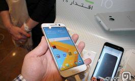 گوشی اچتیسی ۱۰ به صورت رسمی در ایران رونمایی شد