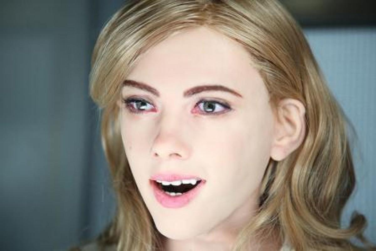 ربات هنرپیشه معروف هالیوودی، اسکارت جوهانسون ساخته شد