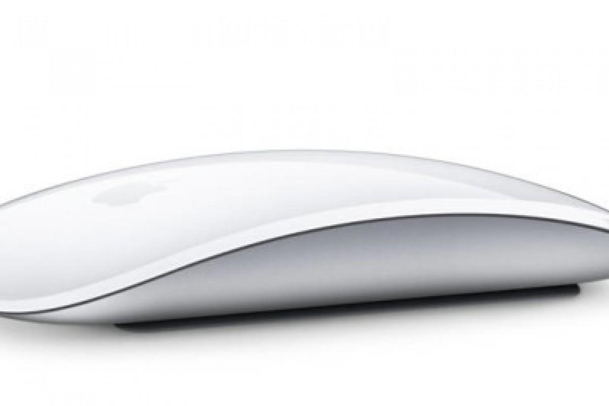 پتنت جدید اپل برای استفاده از Force Touch در Magic Mouse
