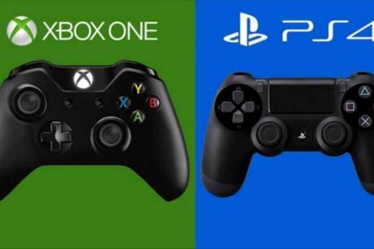 تا سال 2019 در حدود 108 میلیون نسخه از دو کنسول PS4 و Xbox One به فروش میرسد!