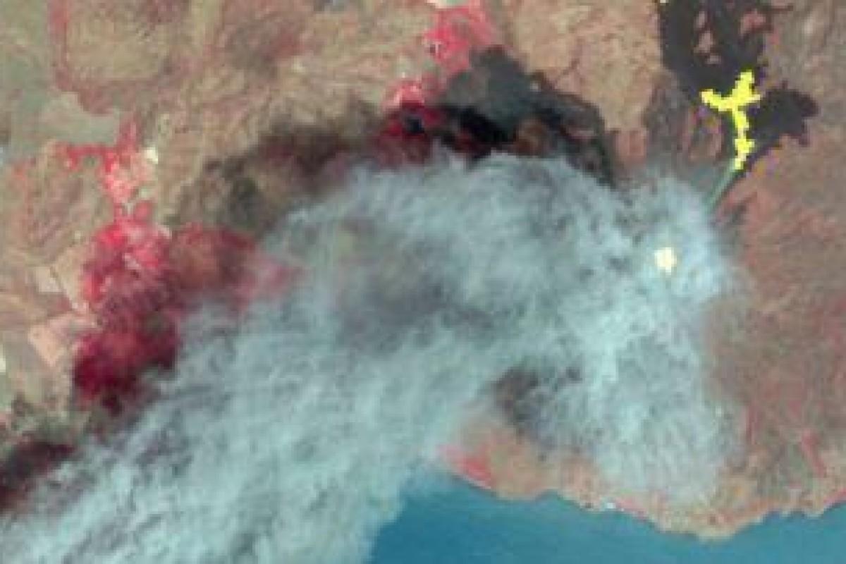ناسا 2.5 میلیون عکس شگفتانگیز از تشعشات حرارتی زمین منتشر میکند