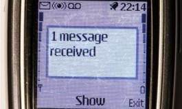 پیامکی که جان 15 نفر را نجات داد!