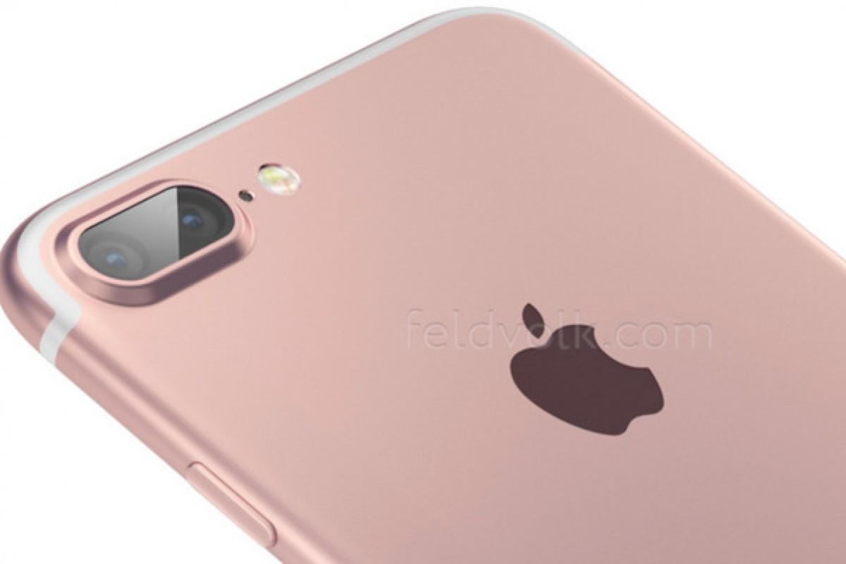 آیفون ۷ پلاس دارای ۳ گیگابایت رم برای پردازش تصاویر دوربین دوگانه است