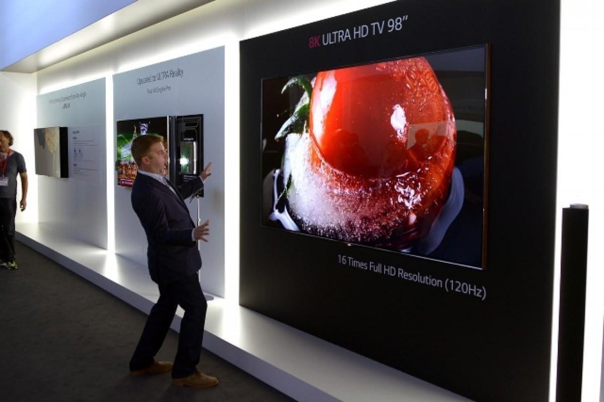 تلویزیونهای Super UHD جدید و ارزان الجی را ببینید