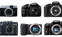 با انواع مختلف دوربینهای دیجیتال آشنا شوید