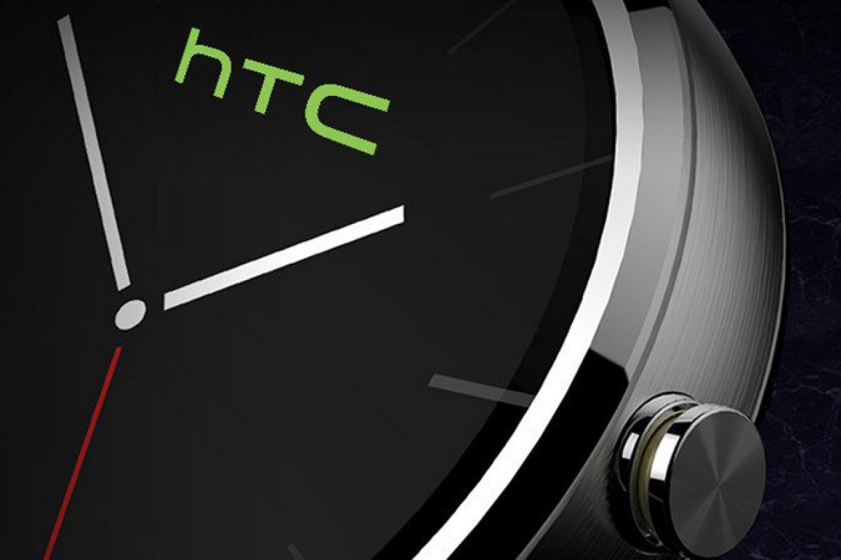 ساعت هوشمند اچتیسی با نمایشگر گرد در راه است