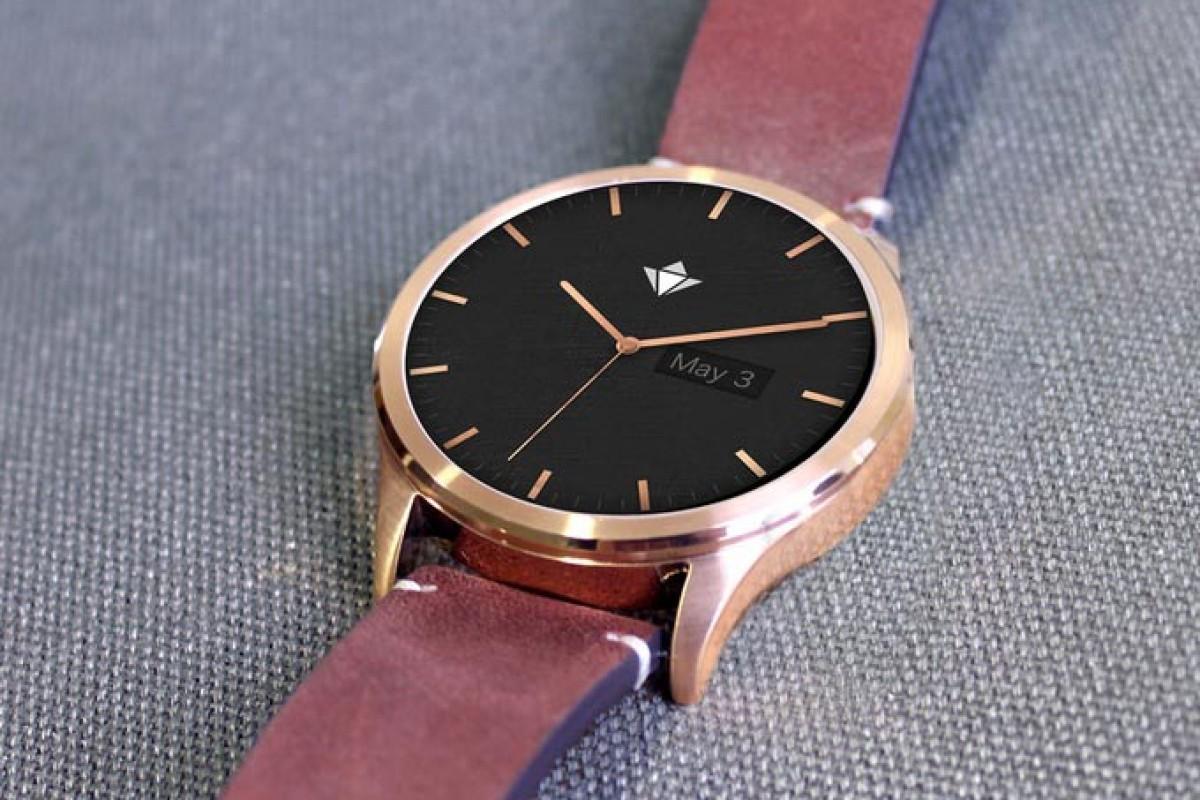 با Henlen آشنا شوید: یک ساعت هوشمند زیبا با قابلیت تعویض قاب