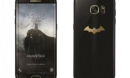 بازگشت شوالیه سیاه: نسخه Injustice گلکسی S7 Edge معرفی شد