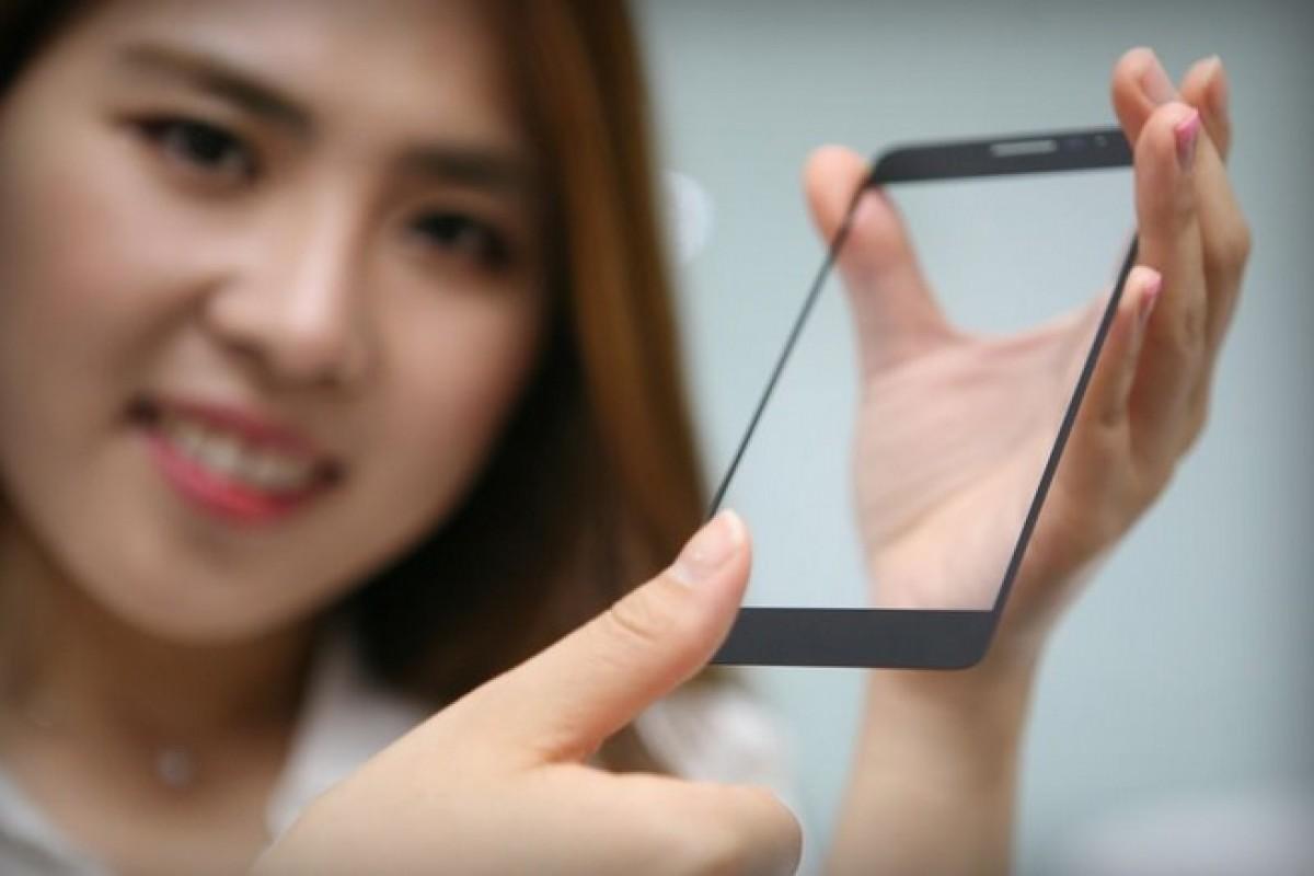 الجی حسگر اثر انگشت جدیدی توسعه داده که در زیر صفحه نمایش قرار میگیرد!