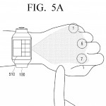 Samsung-virtual-UI-for-wearables-patent (3)