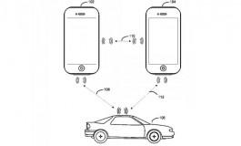 ثبت پتنت جدید اپل؛ کنترل خودرو با اسمارتفون!