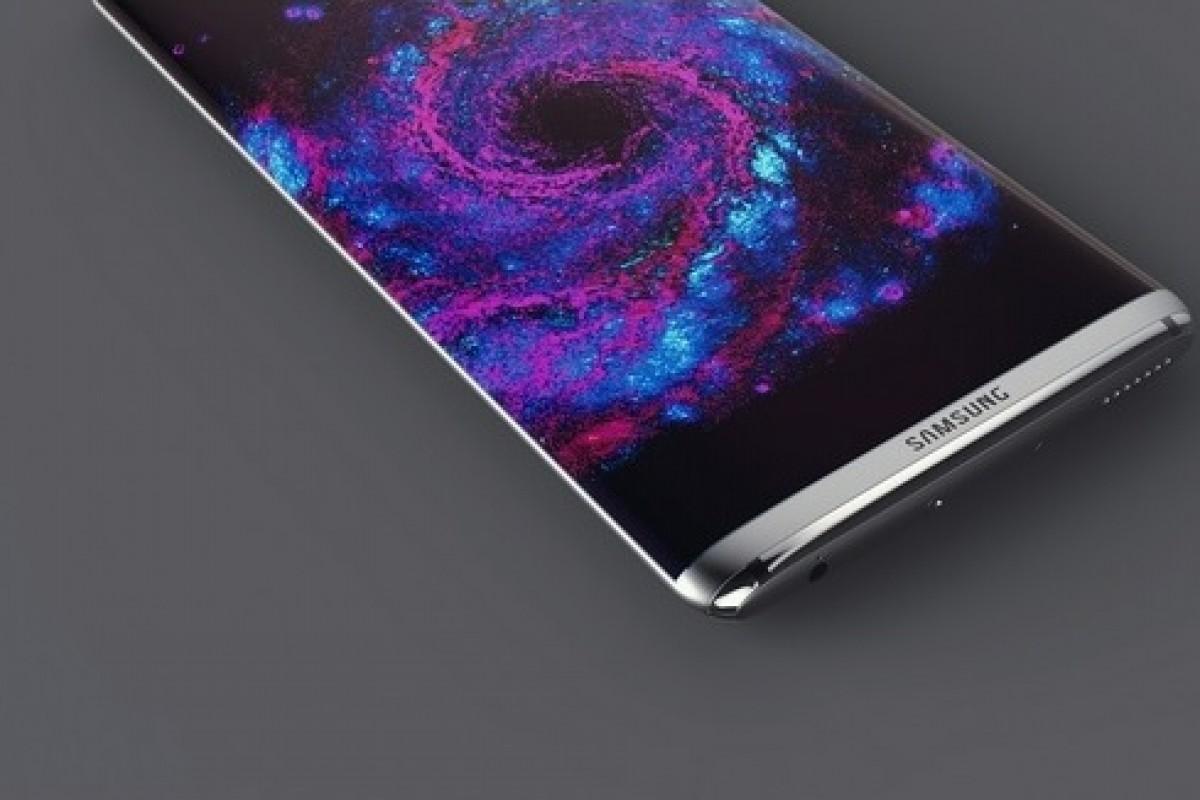 طرحی مفهومی و خیرهکننده از گلکسی S8 Edge