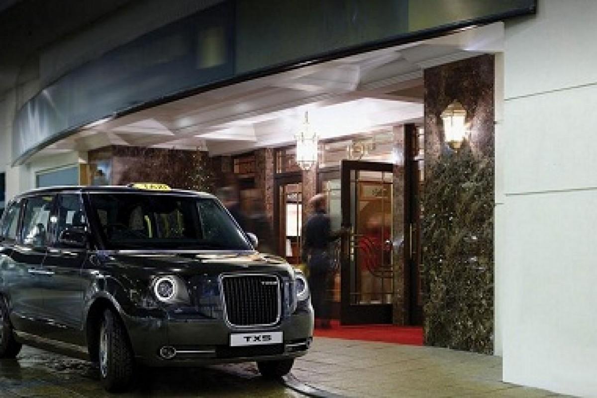 تاکسیهای لندن چینی میشوند!