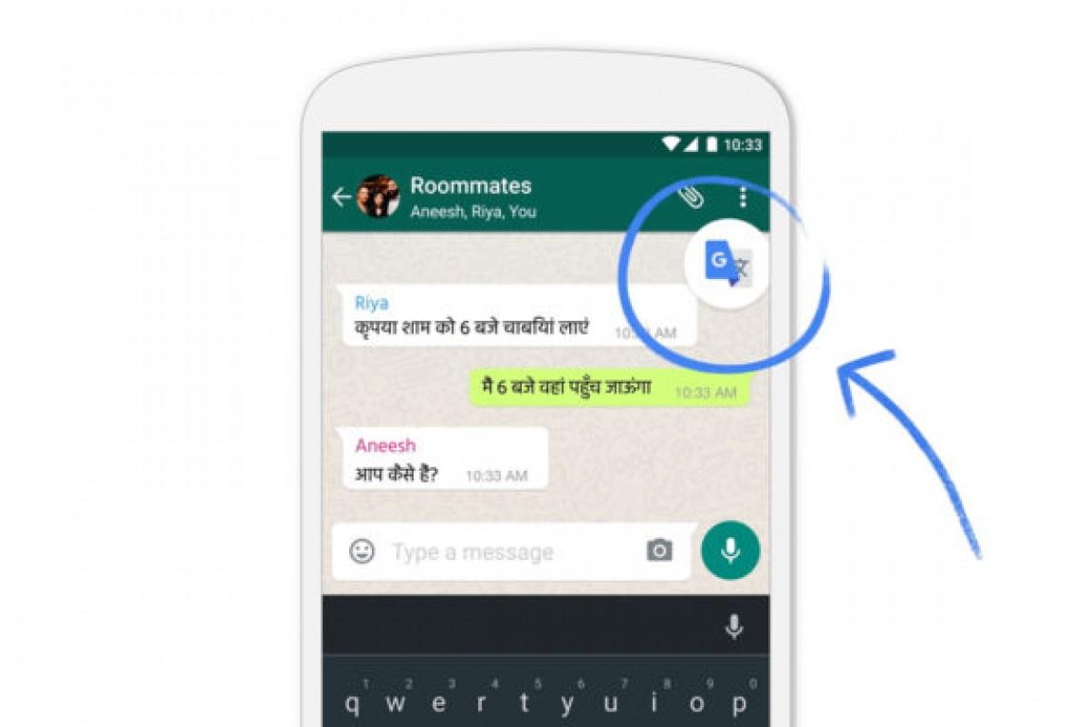 از این پس میتوانید از مترجم گوگل برای ترجمه در تمامی اپلیکیشنهای اندرویدی استفاده کنید