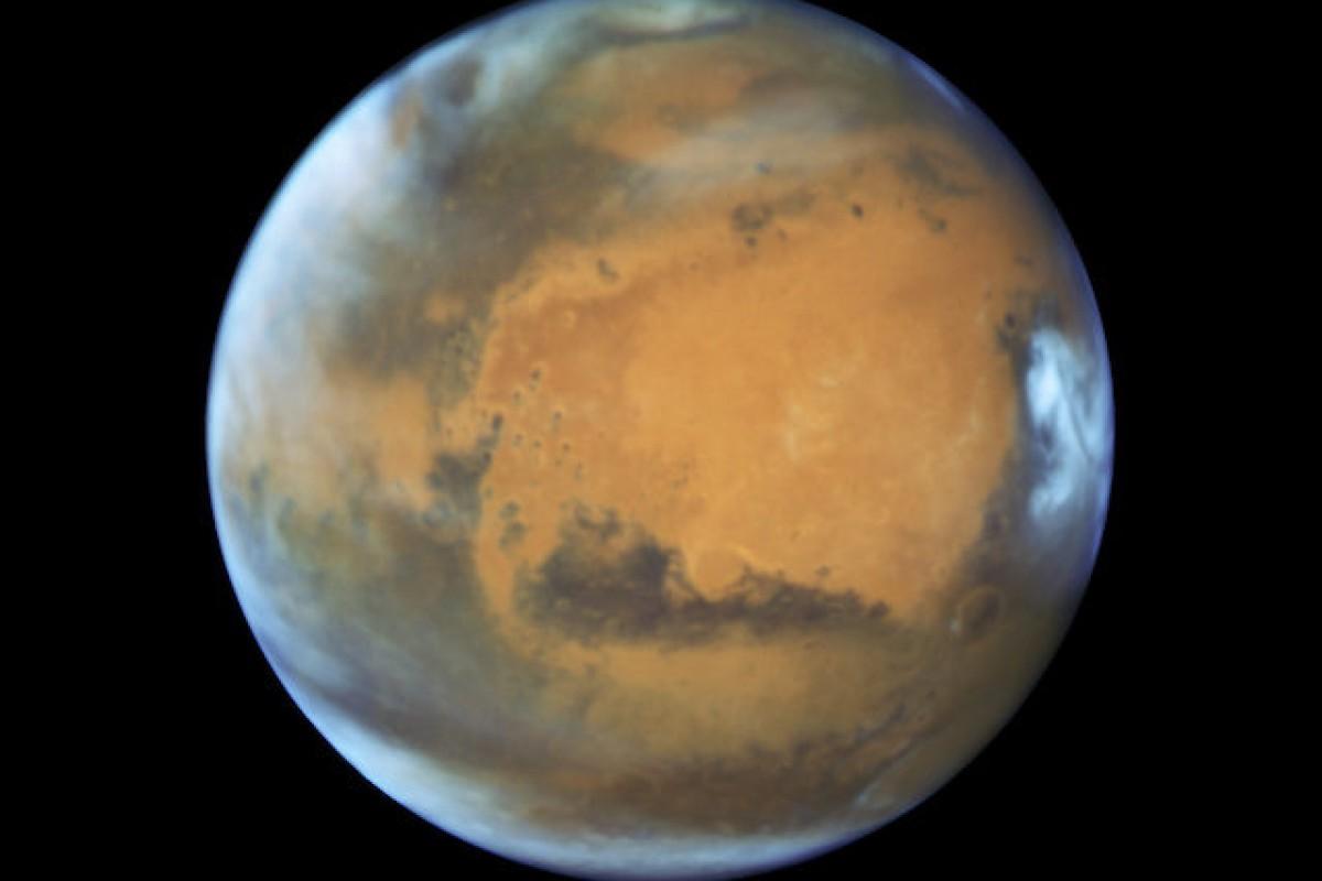تلسکوپ فضایی هابل تصویر جدید و کاملی از مریخ را منتشر کرد